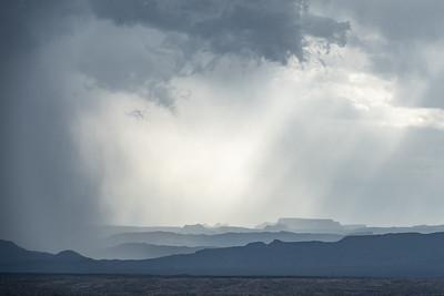"""""""Rain Squalls over Mexico"""""""