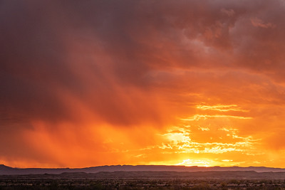 """Big Bend Sunset"""