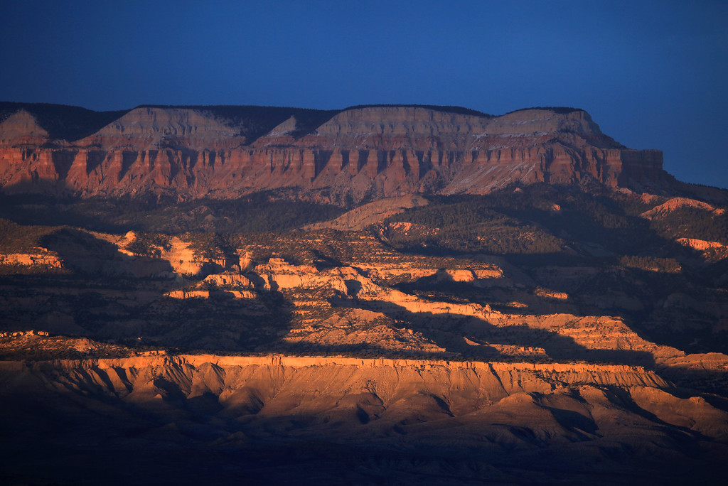 "UTAH 9504<br /> <br /> ""Evening Illumination""<br /> <br /> Bryce Canyon National Park"