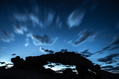 """""""End of Night at Sunset Arch"""""""