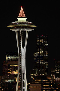 "WASHINGTON 2070  ""The Space Needle""  Seattle, Washington"