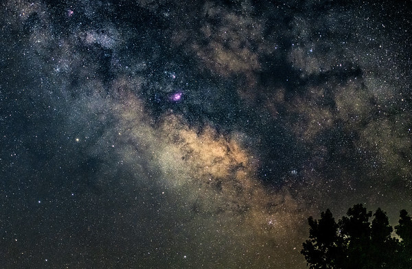 Milky Way Sky