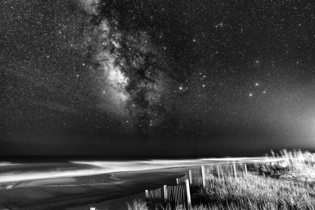 Shoreline of the Universe