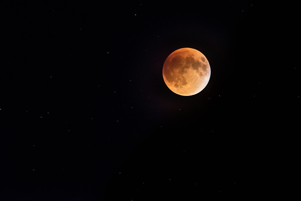 Lunar Eclipse and Super Moon