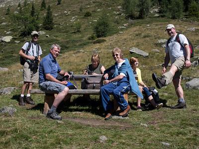 """Schwemmalm"" St Walberg, Italy (2 hour hike)"
