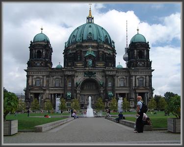 der Berliner Dom-- Berlin, Germany