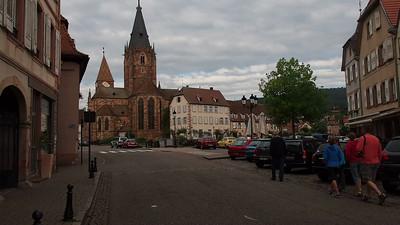 Wissembourg, Frankreich