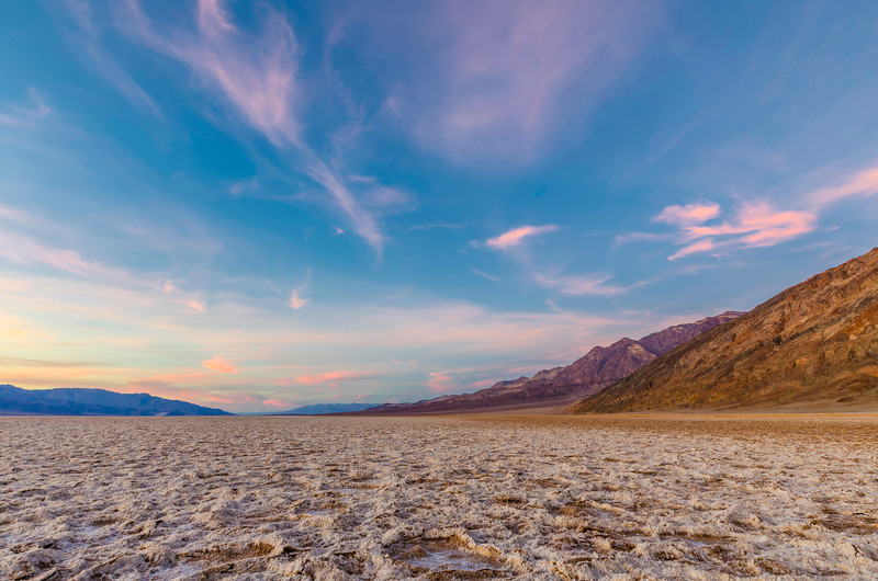 Badwater Basin Blues