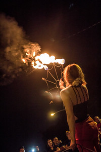 Beyond Wings Circus  @ Light the Nations 615 on 10/21/17