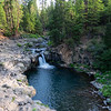 Swimming Hole on McCloud River