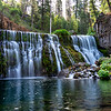 Middle McCloud River Waterfall