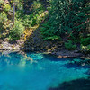 McKenzie River Blue Pool
