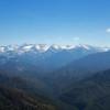 Snow Covered Eastern Sierras