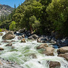 Whitewater of the South Fork Kings River