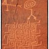 The Maze Petroglyph
