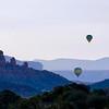 Hot Air Balloons in Sedona Arizona