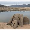 Water Desert Series 6 - Granite Forms Along Shoreline