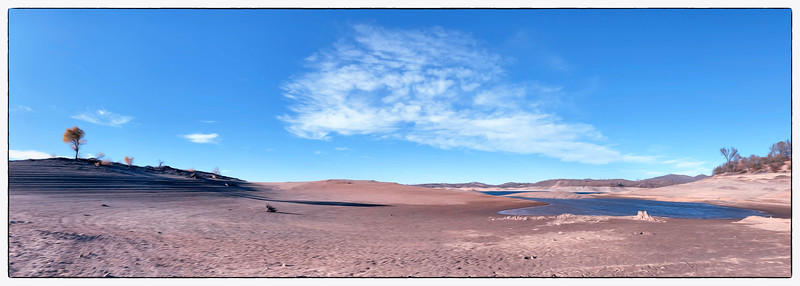 Water Desert Series 1- Red Earth