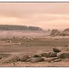 Water Desert Series 4 - Granite Islands in the Water Desert