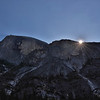 Sunrise from Yosemite Valley