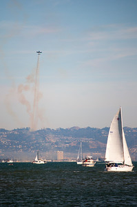 Fleet Week, October 2010.