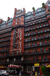 Hotel Chelsea, Chelsea, New York City in June 2010.