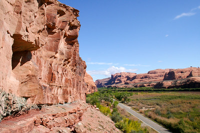Spider Mesa, Utah. September 2006.