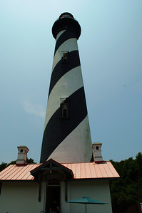 St. Augustine Lighthouse, July 2010.