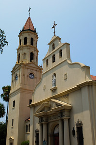 St Augustine, Florida in July 2010.