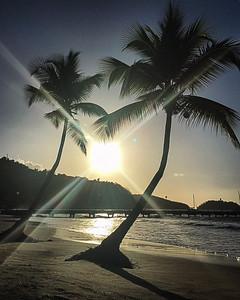 L'Anse à l'Âne, Martinique, French Antilles