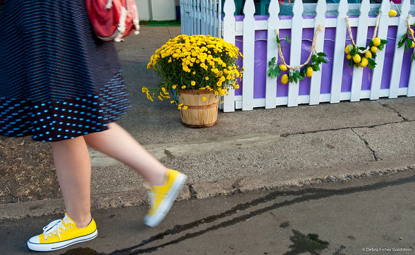 The Walk of Life: The Community With A Spring In Their Step