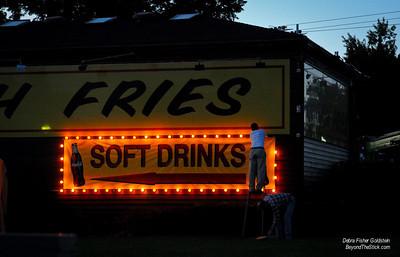 Fry By Night