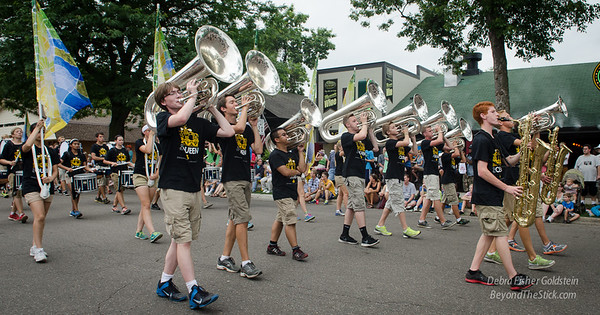 Private Session: The Rosemount Irish Marching Band