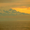 Day 4 dawns beautifully at sea, as we head toward Hubbard Glacier, having left Ketchikan the night before..