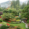 Butchart Gardens!!  Breathtaking!!  (This is one of only 4 gardens).  Interesting story and history on this place.  Captions won't do justice here, so I'll stay mostly silent.