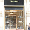 Prada, . .   and, of course . . .
