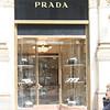 Prada, . .   and, of course . . .