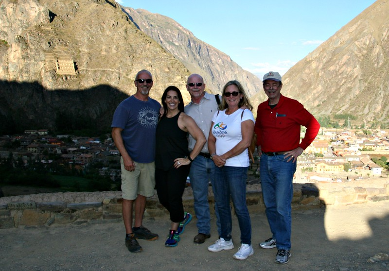 The Machu Picchu Gang