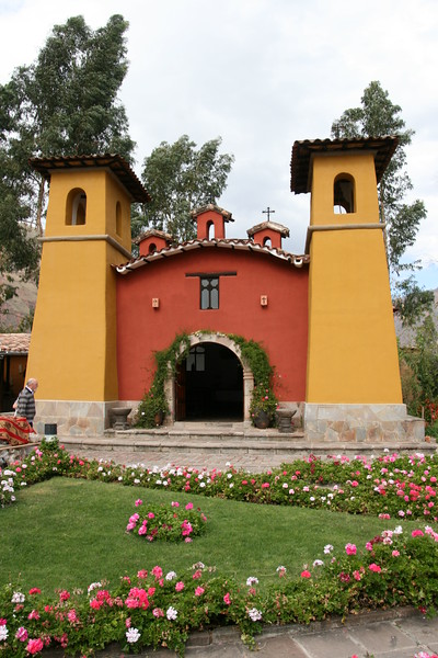 Cathedral/Chapel in Sacred Valley