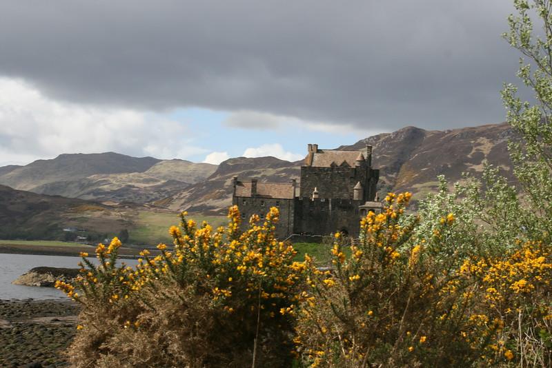 Eileen Donan Castle, near Kyle of Lochalsh.