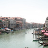 "The Grand Canal (Venice's ""Main Street"") is a busy place."
