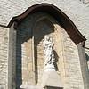 """De Parochie-kerk is toegewijd aan Maria. """"De Onze-Lieve-Vrouwekerk"""""""