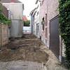 """De Borgt 2006: """"De Kleine Kerkstraat"""" krijgt een nieuwe riolering en bestrating."""