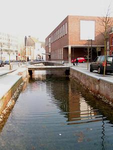 Anno 2006 werd deze Vliet opengelegd om terug water in de Binnenstad te brengen. Tevens werd de Oude Minderbroedersbrug ook opnieuw gerestaureerd.
