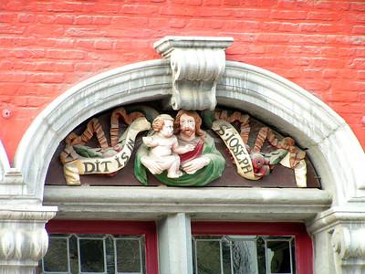 """Detail: """"Sint Jozef"""""""