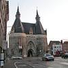 """""""De Brusselsepoort"""" Ze is de enige overgebleven poort van de Mechelse stadsmuur."""