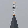 De grote kerk van Vilvoorde, toegewijd aan Onze-Lieve-Vrouw van Goede Hoop.