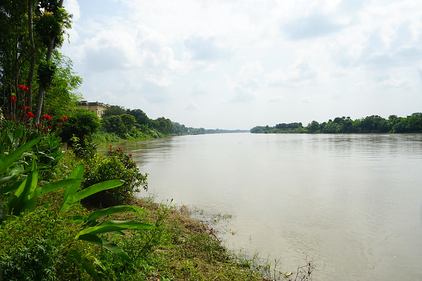 Bhagirathi River - Murshidabad Oct 2016