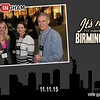 Birmingham Convention & Visitors Bureau XSite Reception 2015