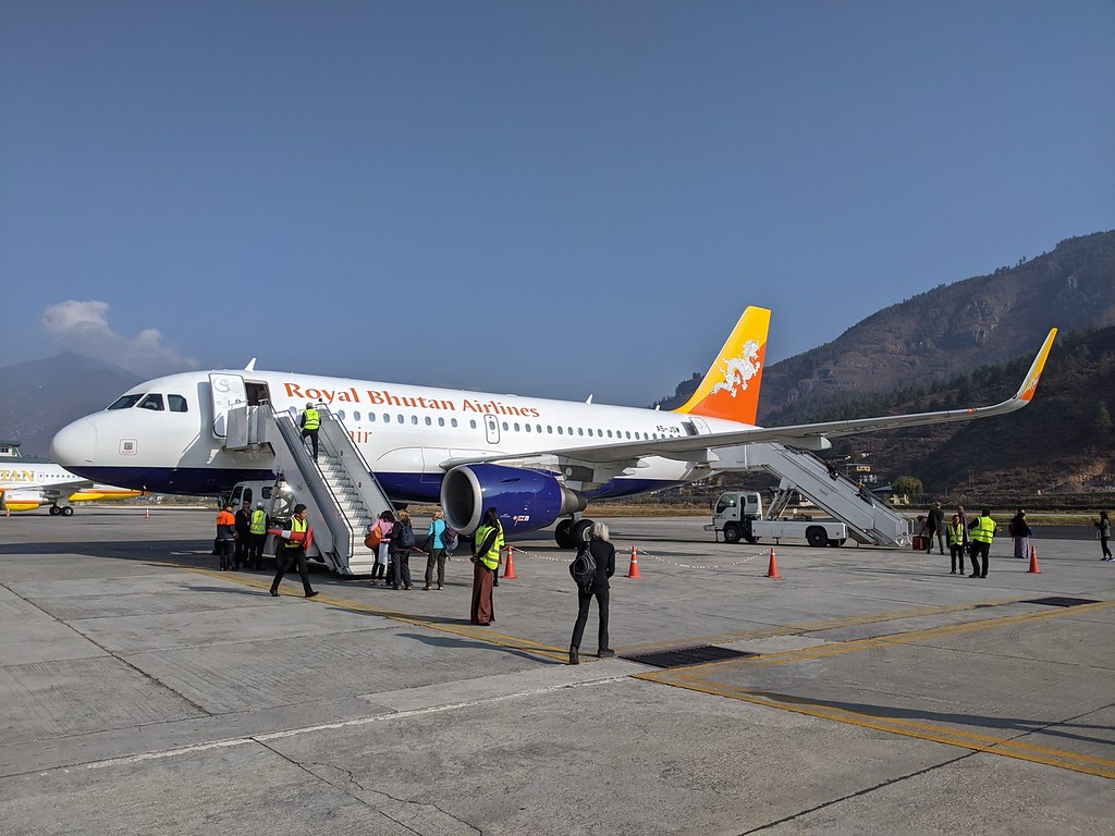 Bhutan 2019 | Day 13 | 19 Nov | Return to Bangkok
